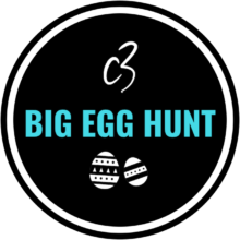 Big Egg Hunt Logo 2019
