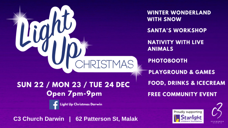 Light Up Christmas 2019 V4